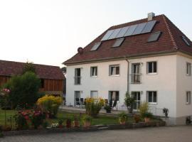Ferienwohnungen Christine, apartment in Bad Staffelstein