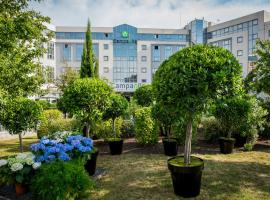 Hotel Campanile Roissy, hotel near Paris - Charles De Gaulle Airport - CDG,