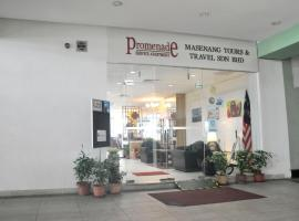 Promenade Service Apartment, hotel near Kota Kinabalu International Airport - BKI,