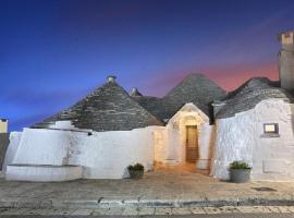 Trulli Holiday Deluxe & Wellness, hotel in Alberobello