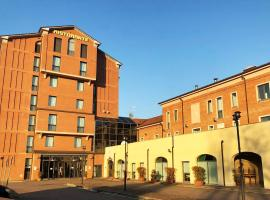 Donald Duck, hotel in Alessandria