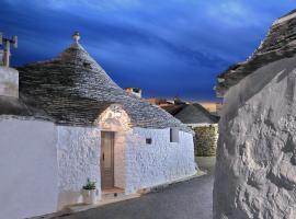 Trulli Holiday Albergo Diffuso, hotel in Alberobello