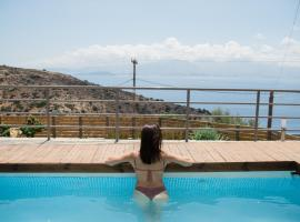 Halcyon Panorama Villas, budget hotel in Agios Nikolaos