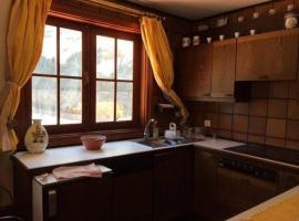 LOS GIGANTES - APT POBLADO MARINERO, hotel v destinácii Santiago del Teide