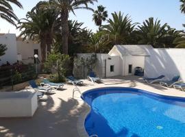 Workation - La Casita de Elsi y Fran – apartament w mieście Costa Calma