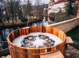 Ultra premium apartments, hotel in Český Krumlov