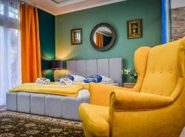 Apartamenty Na Fali, hotel in Gdynia
