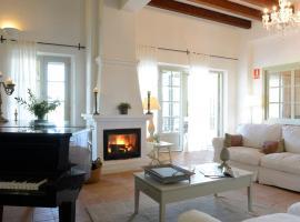 Mas del Mar, country house in Sant Pere Pescador