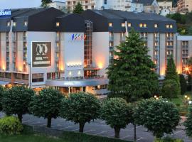 Hôtel Le Méditerranée, hôtel à Lourdes