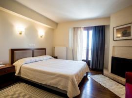 Ellinon Thea Arachova, hotel in Arachova