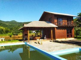 Casa de Campo Aparados da Serra, hotel in Praia Grande