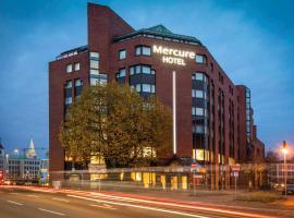 Mercure Hotel Hamm, hotel in Hamm