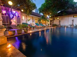 Pazzo Bali, holiday park in Amed