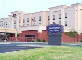 Hampton Inn & Suites Lawton, hotel in Lawton