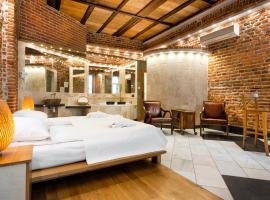 Aparthotel Stare Miasto – hotel w Krakowie
