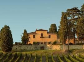 Agriresort Poggio Casciano Ruffino, hotel in Bagno a Ripoli