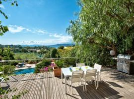 Havre de Paix Cap d'Antibes, hotel with jacuzzis in Antibes