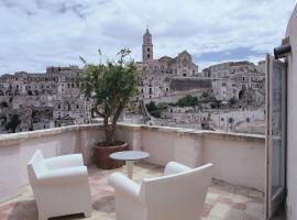 Hotel Sassi, hotel a Matera