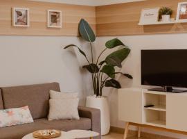 La Pardela Experience Apartamentos, hotel in Caleta de Sebo