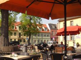 Am Inselmarkt, hotel in Werder