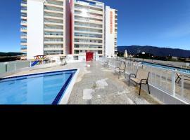 Torres de Braga, apartment in Bertioga