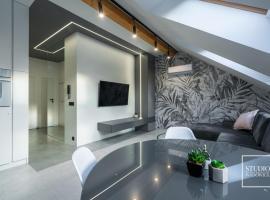 Apartamenty Premium New, hotel with parking in Wadowice