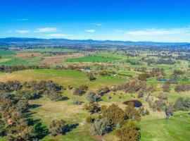 Timberline Park High Country Farmstay, accommodation in Mansfield