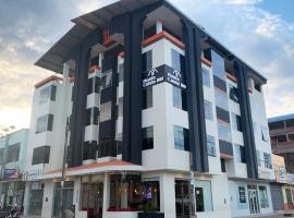 Hotel Monte Cafeto INN, hotel in Pichanaki