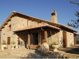 Villa Poggio Aperto, hotel in Seggiano