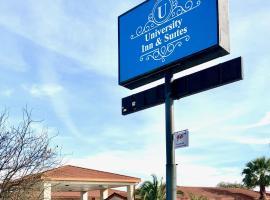 University Inn & Suites, motel in San Antonio