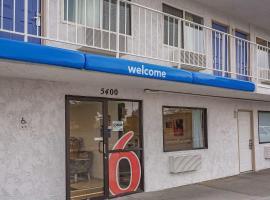 Motel 6-Billings, MT - South, hotel in Billings