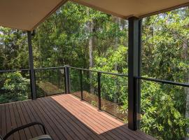 Treetops Haven, hotel in Maleny