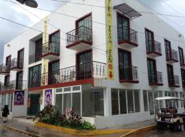 Hotel Isleño, hotel en Isla Mujeres