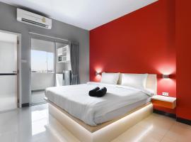 D Varee Xpress Fullroom 77 Srinakarin, hotel near Central Plaza Bangna, Samutprakarn
