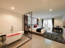Hotel Villa De Pranakorn - Relais & Chateaux, hotel v destinaci Bangkok
