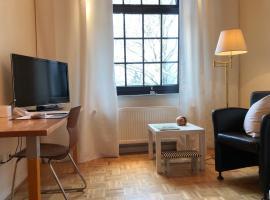 Basic for one by Appartementhaus, Unterkunft zur Selbstverpflegung in Hannover