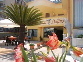 Hotel Delfino, hotel in Laigueglia