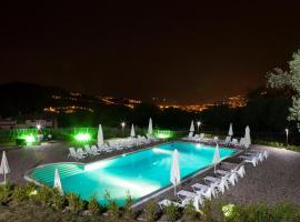 B&B Villa Setharè, hotel with jacuzzis in Salerno