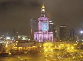 NWW Apartamenty – hotel w Warszawie