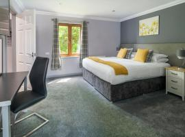 Trethorne Hotel & Golf Club OPEN FOR KEYWORKERS ONLY, country house in Launceston