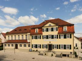 Landschloss Korntal, ξενοδοχείο σε Korntal-Münchingen