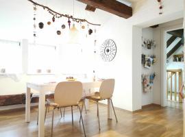 Zentrale Altstadtwohnung - pure Erholung garantiert im historischen Kerkerquartier, apartment in Bad Radkersburg