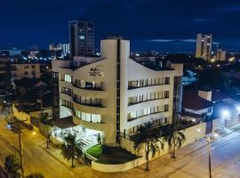 MAIsuites、サンタ・クルス・デ・ラ・シエラのホテル