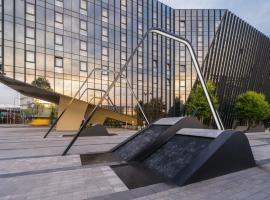 Courtyard by Marriott Vilnius City Center, отель в Вильнюсе