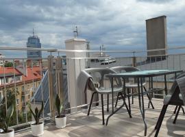 PortS Apartament, apartment in Szczecin