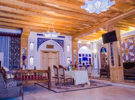 Al Golden bukhara, hotel en Bukhara