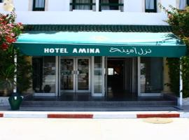 Hôtel Amina Kairouan, hotel in Kairouan