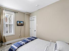 Luxury Rooms near Temple U, Drexel, UPenn, and the MET, hotel near Eastern State Penitentiary, Philadelphia