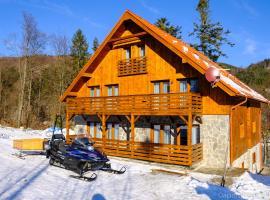 Apartmány Valča, hotel near Snowland Valcianska Valley, Stará Turá
