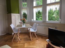 Appartment im Villenviertel, Hotel in Jena